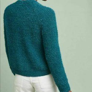 Anthropologie Sweaters - Sleeping on snow northbound eyelash cardigan